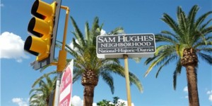 Sam Hughes Neighborhood Home for Sale in Tucson, AZ