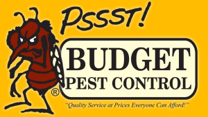 Budget Pest Control Termite Weed Service Logo