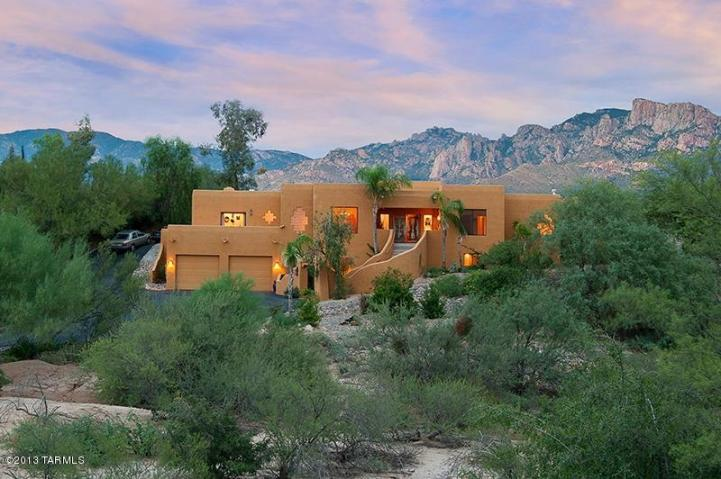 Catalina Foothills Homes For Sale