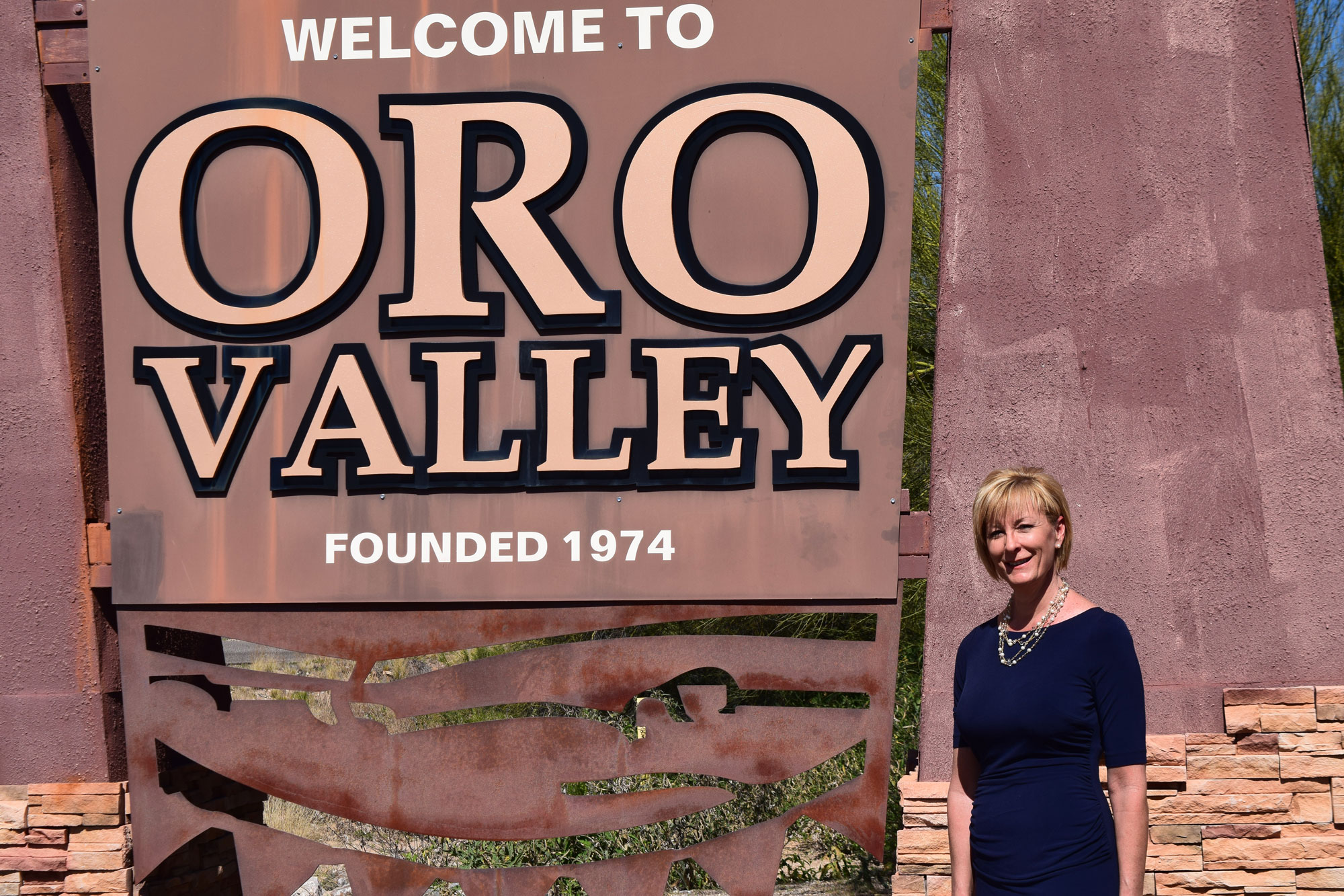 Welcome to Oro Valley with Lucy Barraza, Real Estate Agent in Tucson, Arizona