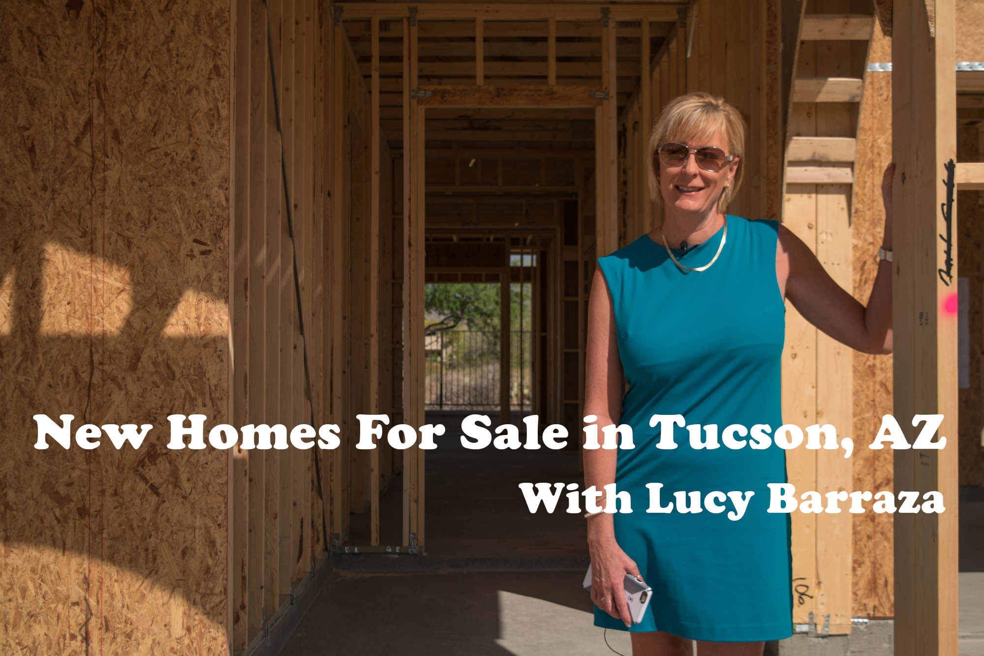 New Construction Homes for Sale in Tucson AZ
