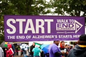 Alzheimer's Association Tucson Walk to End Alzheirmer's